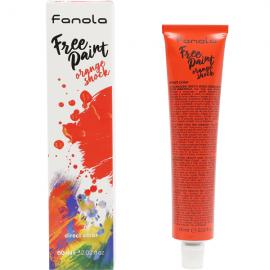 Fanola Free Paint Direct Colour Orange Shock - 60ml