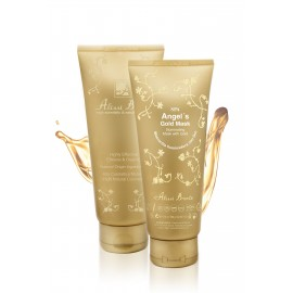 Angel's Gold Mask Illuminating Mask with Gold 200gms - 0.2 L