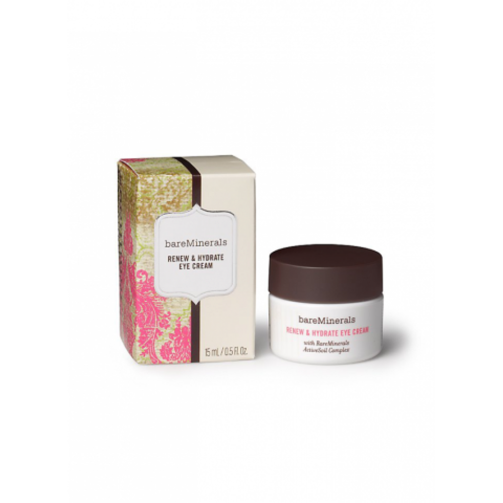 Renew & Hydrate Eye Cream - 15ml - 0.015 L