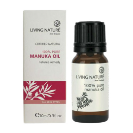 100% Pure Manuka Oil - 0.01 L