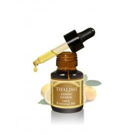 Lemon Essential Oil - 17ml - 0.0002 L